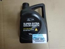 Масло моторное синтетическое  Hyundai Super Extra 5W30 4L