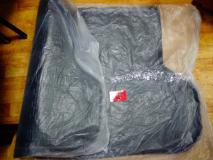 Коврики багажника полиуретан Lifan X60