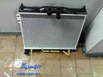 Радиатор охлаждения автомат HYUNDAI GETZ 05- 25310-1C150