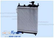 Радиатор охлаждения механика HYUNDAI GETZ 05- 253101C200