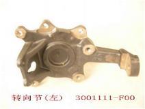 Кулак поворотный левый Great Wall Deer 4/2 3001111-F00