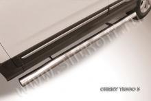Пороги d76 Chery Tiggo 5 CT5-006