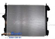 Радиатор охлаждения без кондиционера RENAULT SANDERO с 2008  8200735038