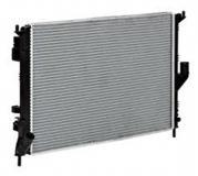 Радиатор охлаждения с кондиционером с 2008 г RENAULT LOGAN 8200735039