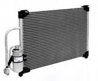 Радиатор кондиционера CHEVROLET  LANOS 98- 96274635