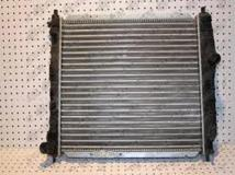 Радиатор охлаждения CHEVROLET AVEO 04-08 1,2/1.4  8v (механика) 96536523