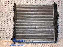 Радиатор охлаждения CHEVROLET AVEO 04-08 1,2/1.4 8v (механика)  96536523 96816481