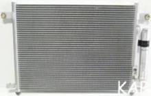 Радиатор кондиционера CHEVROLET AVEO 04-  1,2 SOHC 96834082