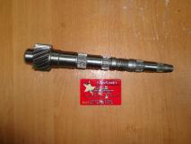 Вал вторичный КПП Chery Amulet A11-3AD015311205AA