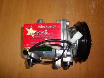 Компрессор кондиционера (под клиновой ремень) Hafei Brio 1L AB81040001A