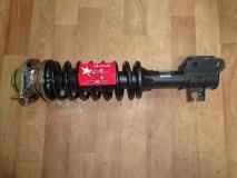 Амортизатор передний правый в сборе Hafei Brio  AB2901B006RH