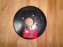 Барабан тормозной задний Geely MK 1014001815