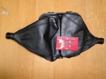 Чехол рычага КПП 4х4 (черный салон) Great Wall Hover H3 5305501-K01-A1