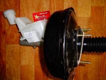 Цилиндр тормозной главный с бачком и вакуумным усилителем Lifan Solano B3540100
