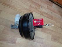 Цилиндр тормозной в сборе с вакуммником (2 отверстия) Great Wall Deer 3505120-F00