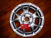 Диск колеса литой  Lifan Smily  F3101200F1
