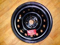 Диск колеса штампованный Lifan Solano B3101210