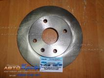 Диск тормозной передний Daewoo Gentra 96549782