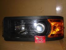 Фара передняя левая F2000 Shaanxi 9100726030