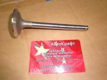 Клапан впускной Foton-1049A /1069 /1099 /1138 T3142L072