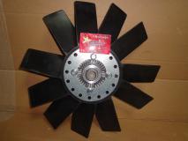Вентилятор в сборе с вязкостной муфтой Cummins ISF 2.8 020005158