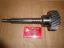 Первичный вал КПП BAW Fenix 1065 Euro3 диаметр 25 LG5T35BQ-1701129A