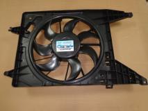 Вентилятор охлаждения  Renault Logan c 2008  8200765566