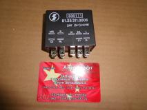 Реле поворотов 24V Shaanxi 81253110006