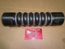 Патрубок радиатора резинотканевый (нижний прямой) Howo AZ9719530227/1