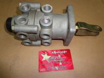Главный тормозной кран (ГТК) Howo WG9719360005