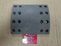 Накладка тормозная задняя (16 отверстий)Dong Feng DZ9160340068