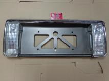 Рамка заднего номерного знака в сборе с фонарями (хром) Great Wall Safe 5506010-F00