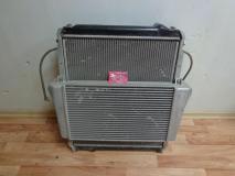 Радиатор воздушный (интеркулер) YUE JIN/Юджин NJ1041/1080 Б/У (КОНТРАКТНЫЙ ДВС)  1119A217