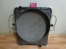 Радиатор охлаждения ДВС YUE JIN/Юджин NJ1080 (контрактный ДВС) Б/У 1301B54