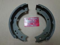 Колодка стояночного тормоза комплект (2 ШТ ) BAW Fenix 1065 BP10443570103-TP