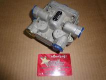 Кран регулятор тормозных сил тормозных сил BAW Fenix 1065 ЕВРО-3 BP10443542001