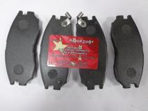 Колодки передние Hafei Brio 1,0L (MANDO) AB35010323