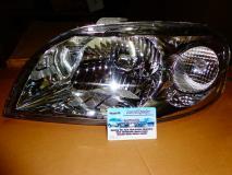 Фара левая механика Chevrolet Aveo 06- CVAVE06-000-L