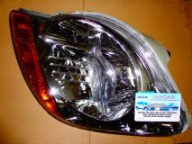 Фара левая под корректор Chevrolet Spark 05- 96590405