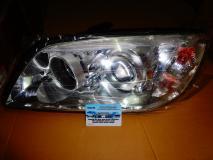 Фара левая механика Chevrolet Captiva 96626971