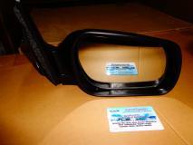 Зеркало правое электрическое с подогревом Mazda 3 2004- BP4L69120F