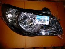 Фара правая под корректор Hyundai Elantra 2007- 921022H020