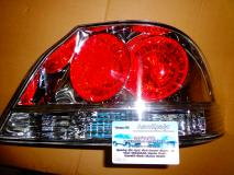 Фонарь задний правый (хром-прозрачный) Mitsubishi Lancer 2004- MN161198