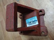 Кронштейн скольжения рессоры задней (П-образный) 150х170 мм Shaanxi DZ9114524032