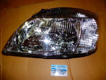 Фара левая механика Hyundai Getz 02- 921101C010