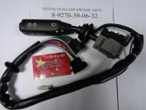 Переключатель подрулевой Shaanxi F2000 81.25509.0124