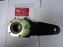 Регулировочный рычаг тормоза задний левый(трещетка) Dong Feng 3551CK-016