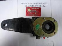 Регулировочный рычаг тормоза задний правый(трещетка) Dong Feng 3551CK-015