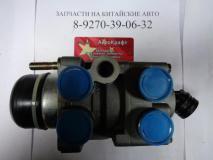 Главный тормозной кран Shaanxi  DZ9100360080