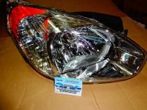 Фара правая под корректор Hyundai Verna 07- 92102-1Е040